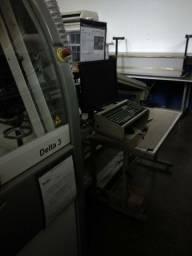 Maquina de Solda Delta 3 Vitronic Soltec Ano 2010