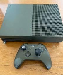 Xbox One S 1tb edição Battlefield 1