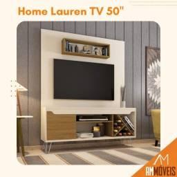 """Home Lauren 52""""- Entrega e Montagem Grátis"""