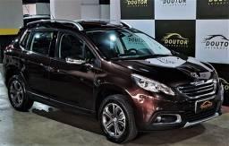 Peugeot 2008 Griffe THP 2017 * Maravilhoso* IPVA 2021 Pago