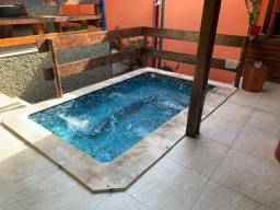 Título do anúncio: Casa com 3 quartos e piscina apenas 355 mil