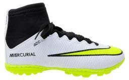 b9fb16997d93d Chuteira Society Mercurial Nike Masculina e Feminina - Botinha