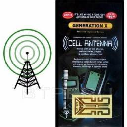 Antena Aumento Rede Sinal Celular Tim Vivo Oi Claro Rural