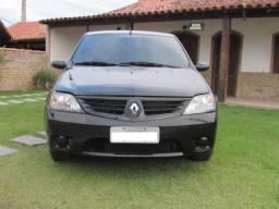 """Renault Logan Expression 1.0 - 16V - [""""Completo""""] - 2008"""