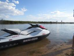 Jet ski seadoo 130 gts troco em moto ou carro do meu interesse - 2012