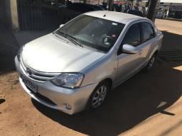 Etios sedan 1.5 - 2015