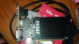 Gtx 710 1gb memória