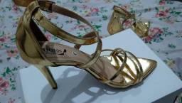 Sandália Luxo da Shoes House