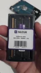 Memória RAM 8GB notebook
