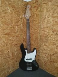 Baixo Fender Squier Affinity 5 Cordas