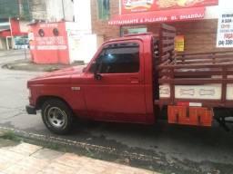 Caminhonete D20 a diesel - 1989