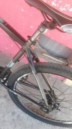 Vendo bike aro 29 semi nova
