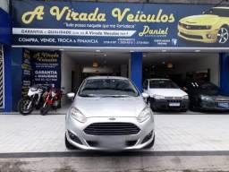 Ford Fiesta Ha Titanium Top de linha ! - 2014