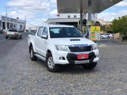 Hillux SR 4x4 diesel Automática 2014 - F1 Auto Center - Caicó / RN - 2014