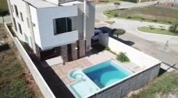 Casa com 5/4 Piscina, Churrasqueira, praia do mosqueiro Aracaju-SE