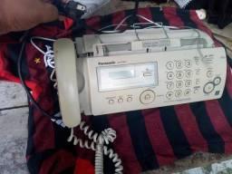 Vendo ou troco telefone com fax 70reais