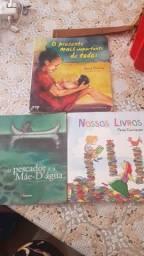 Livros de literatura Vendo ou troco