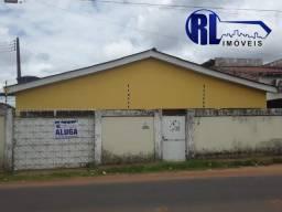 Aluga-se uma ótima residência na Rua José Francisco bairro Cambará