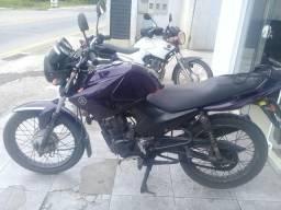 Vendo Yamaha factor 125 ano 2011 - 2011