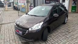 Peugeot 208 1.5 completo - 2015