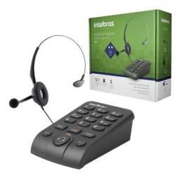 Telefone Intelbras Base Discadora Original Lacrado C/ Garantia