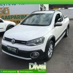 Volkswagen Saveiro Cross 1.6 CE Manual Flex 2014 - 2014