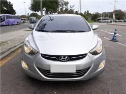 Hyundai elantra 1.8 gls 16v gasolina manual - 2012