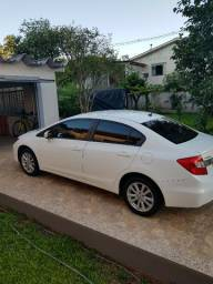 Honda Civic 1.8 LXL Aut. 2013 - 2013