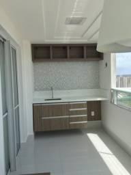 Apto 3/4 com suite +dependência , semi mobiliado ,no lacgua condôminio club