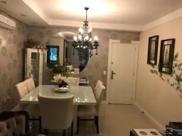 Apartamento com 2 quartos sendo 1 suíte mobiliado decorado tabuleiro Camboriú