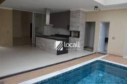 Casa com 3 dormitórios à venda, 238 m² por R$ 1.100.000 - Condomínio Vilage La Montagne -