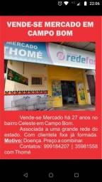 Mercado em Campo Bom