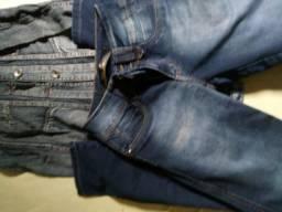 Sobretudo Jeans e Calça Pitt