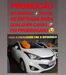 Hyundai/HB20S 1.6 AUTOMÁTICO 2014(R$1M DE ENTRADA)SHOWROOM AUTOMÓVEIS