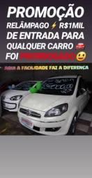 Fiat/IDEA 1.6 SUBLIME 2016 AUTOMÁTICO COM R$1MIL DE ENTRADA NA SHOWROOM