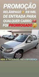 Chevrolet/CELTA 1.0 LT 2012 COMPLETO(R$1ML DE ENTRADA)SHOWROOM AUTOMÓVEIS