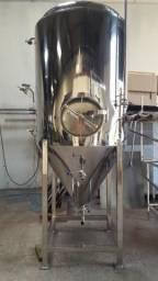 Tanque de cerveja - Maturador 1.000 litros