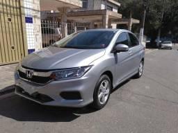 Honda City DX 1.5 19/19 zero troco - 2019