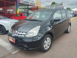 NISSAN LIVINA 2011/2012 1.6 S 16V FLEX 4P MANUAL