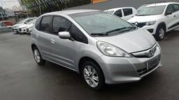 HONDA FIT LX 1.4 16V MT Prata 2013/2014