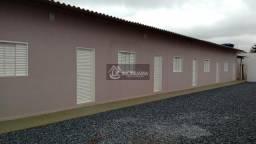 Apartamento para alugar com 1 dormitórios em Cristo rei, Várzea grande cod:248