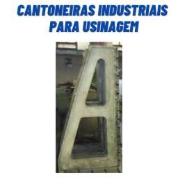 Cantoneiras Industriais para Usinagem