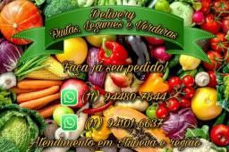 Segunda Estamos com Promoção de Legumes.