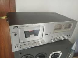 Raro Tape Deck CD-2020 (versão exportação)