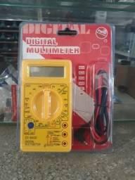 Multímetro Digital 830D com bip
