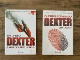 2 livros da série Dexter