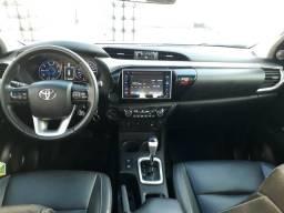 Hilux CD SRV 2.8 4X4 TDI Diesel Automática - 2016