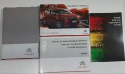 Manual do Citroen C3 Picasso 2011, 2012, 2013 novo