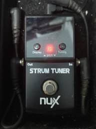 Pedal Afinador Nux Strum Tuner
