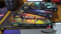 Conjunto de livros World of Warcraft